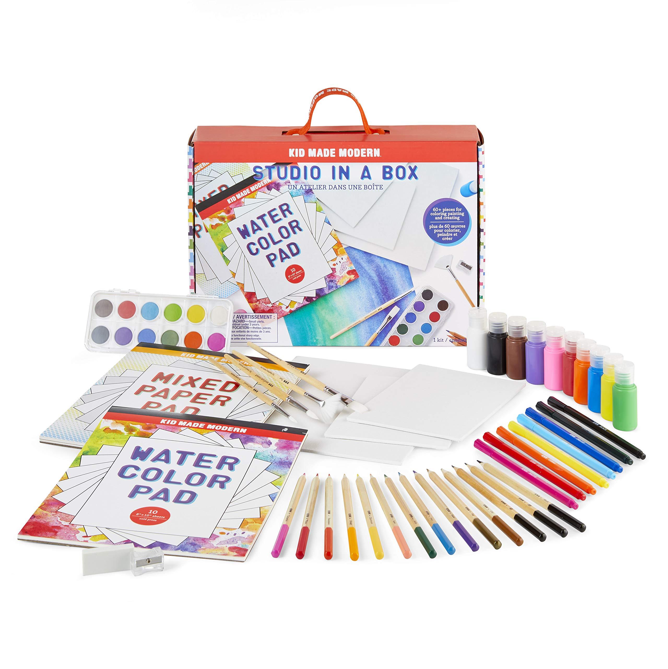 Set de Arte Dibujo Kid Made Modern [8669K3JC]