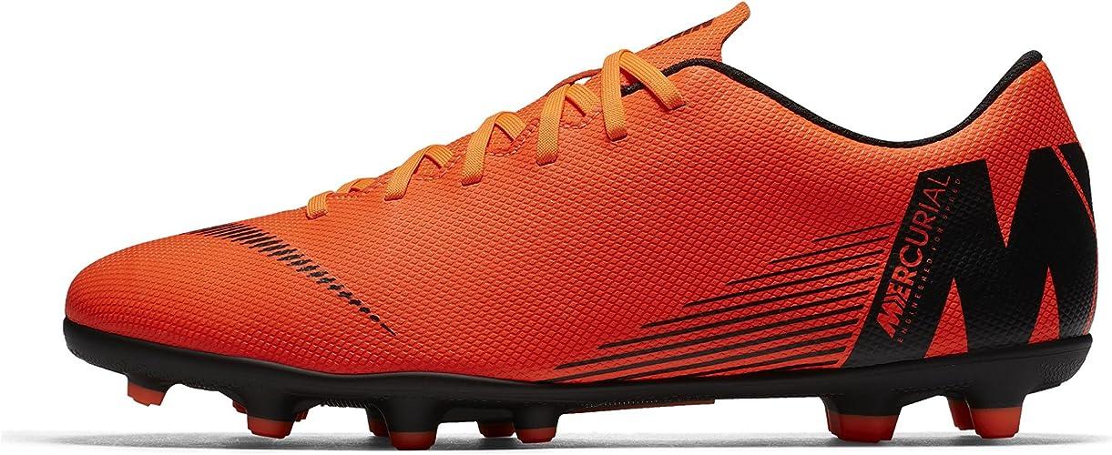 Nike Vapor 12 Club FG//MG Sneakers Basses Mixte Adulte