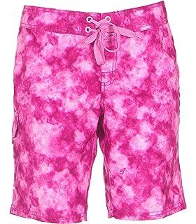 8dd82f8510 Kanu Surf Women's Plus-Size Marina Boardshort: Amazon.co.uk: Clothing