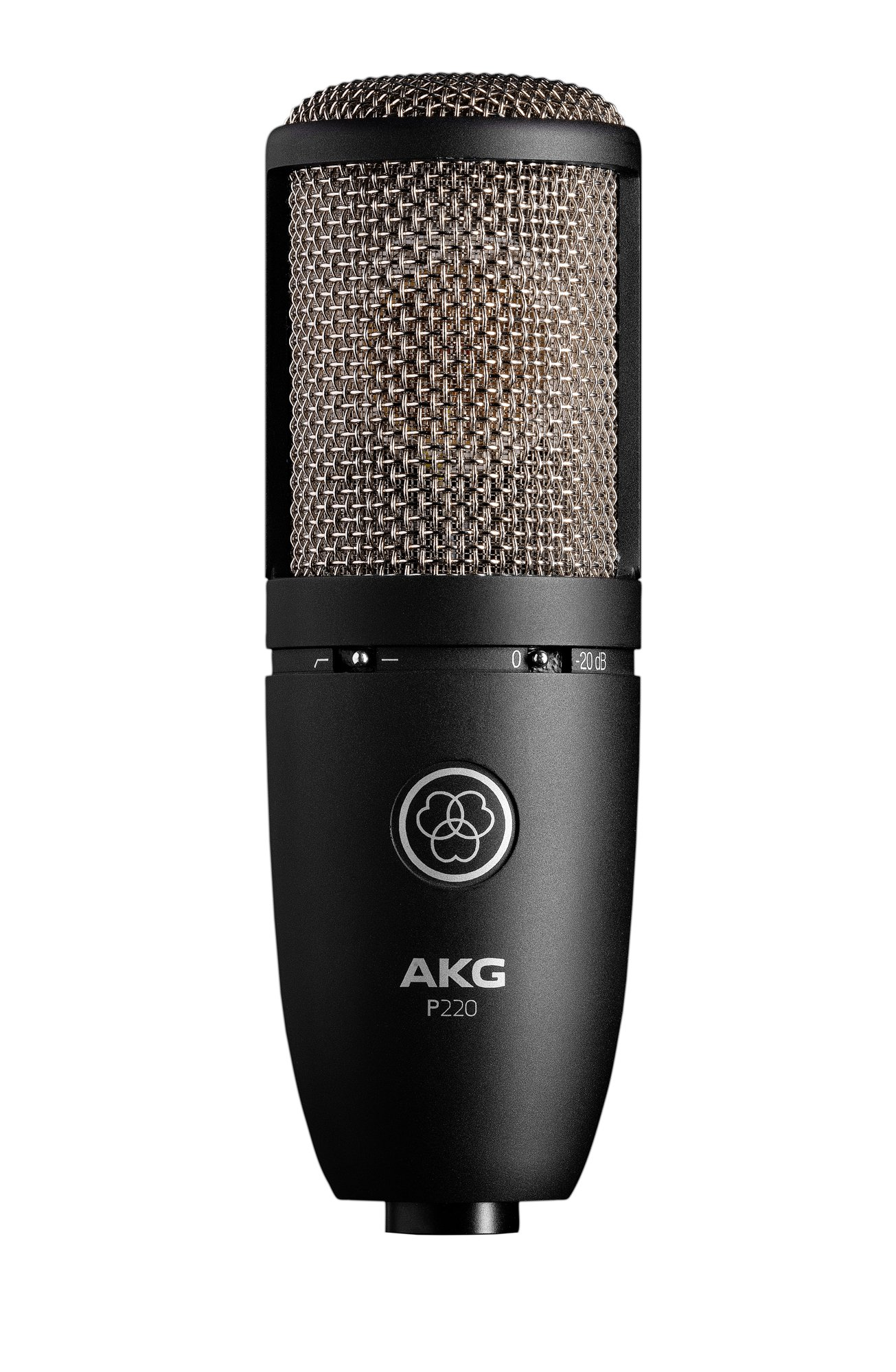 AKG P220 Vocal Condenser Microphone by AKG (Image #1)