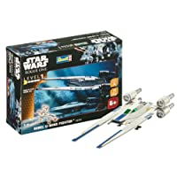 Revell 6755 - Build and Play - Star Wars - Rogue One - Rebel U-Wing Fighter
