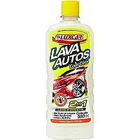 Lava Autos Com Cera Lexar Luxcar 500 Ml