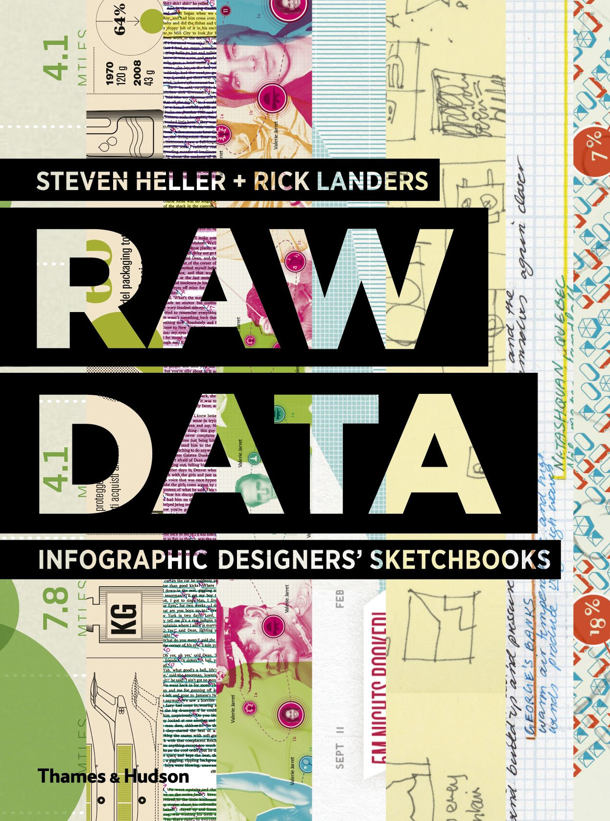 Raw Data by Heller and Landers