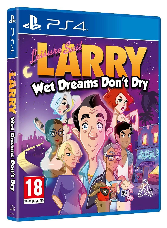 Leisure Suit: Larry - Wet Dreams Dont Dry - Nintendo Switch ...