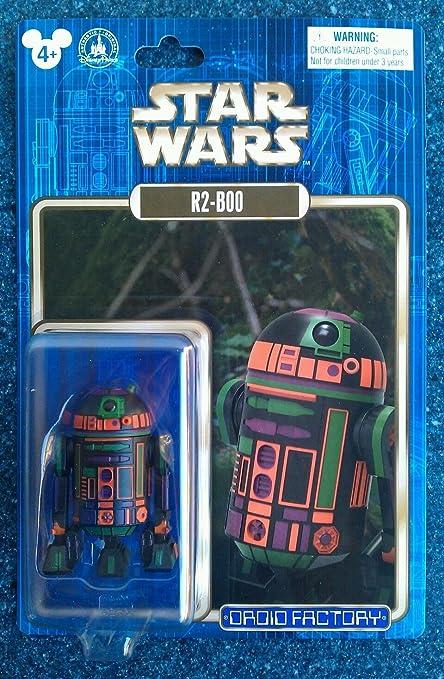 Halloween R2 Figure 2020 Amazon.com: Star Wars Disney 2016 Halloween R2 B00 R2 BOO Build A