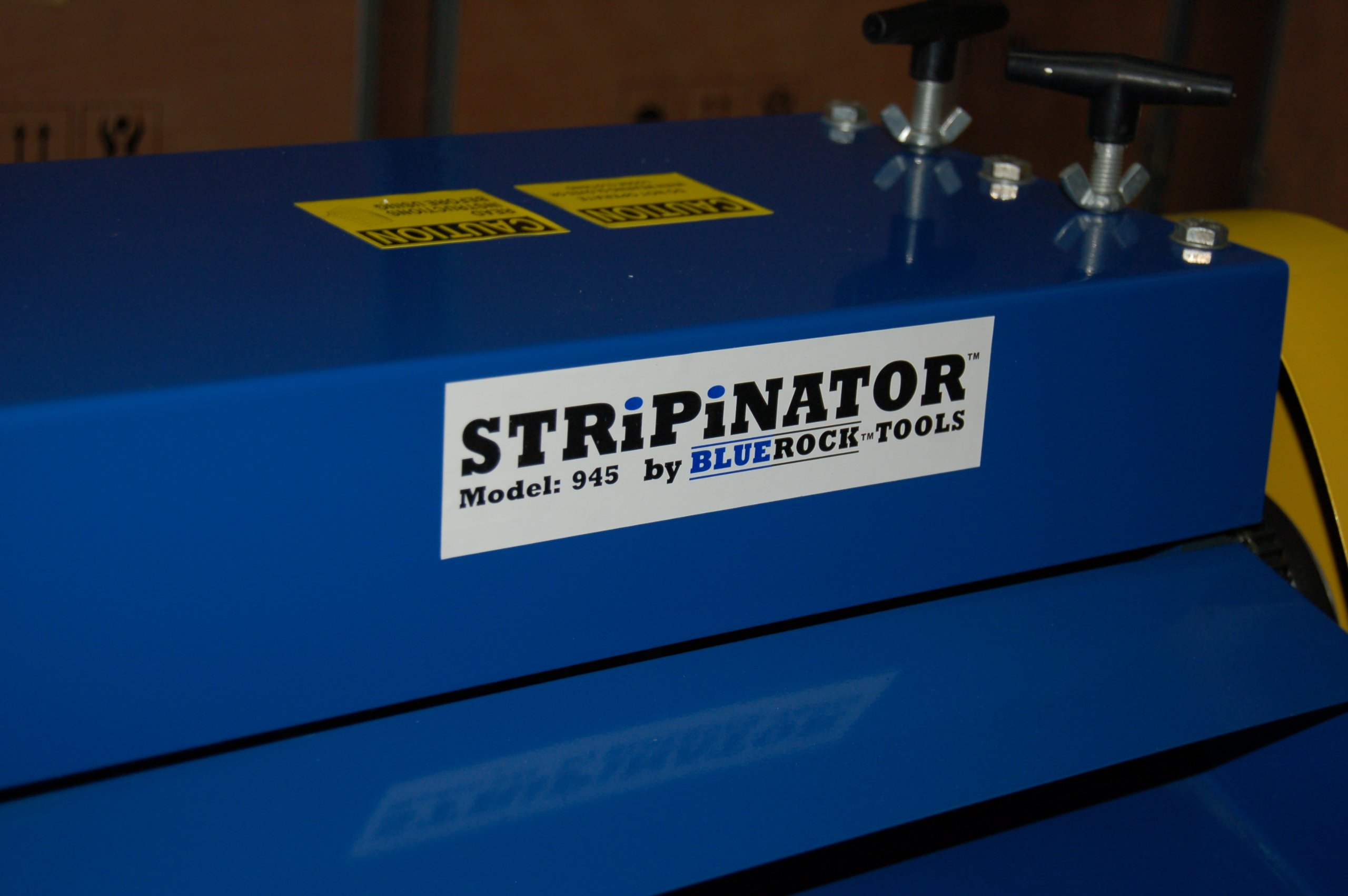 STRiPiNATOR Model 945 Wire Stripping Machine Scrap Copper Wire Recycler by ... by BLUEROCK (Image #4)