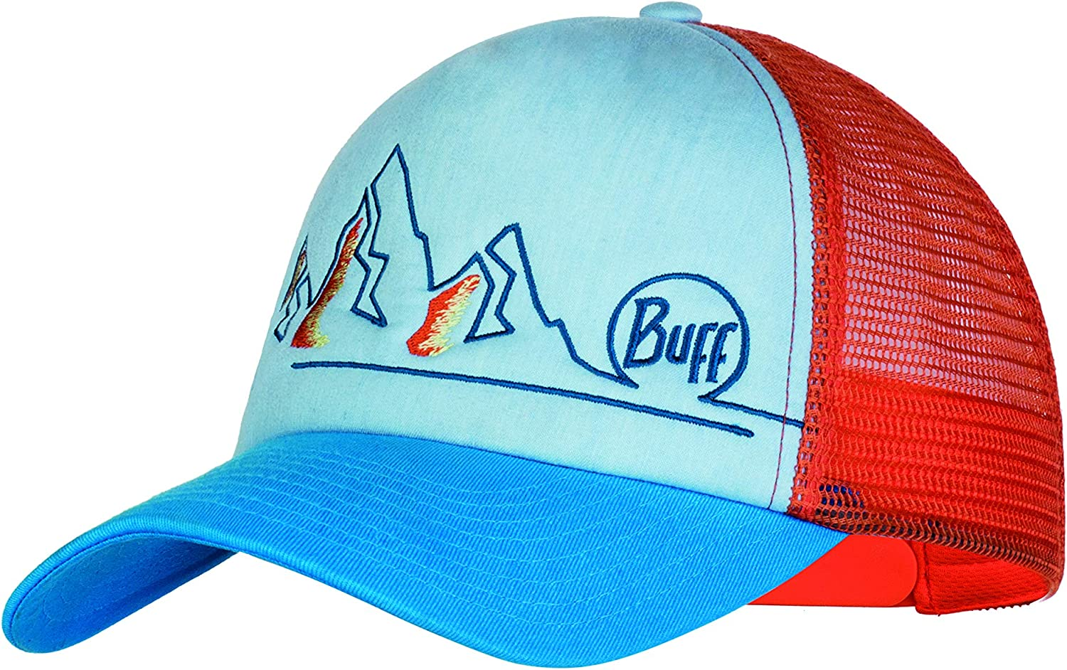 Buff Loess Gorra Trucker, Hombre, Multicolor, Talla única: Amazon ...