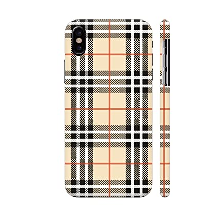 Burberry hülle iphone x