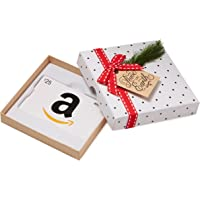 Amazon.com Gift Card in a Holiday Sprig Box