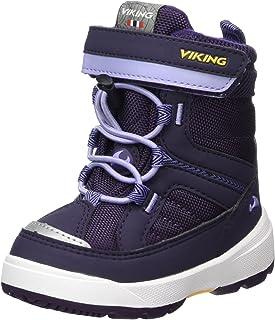Viking Playtime, Scarpe da Barca Unisex – Bambini Scarpe da Barca Unisex - Bambini 3-87010