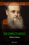 Wilkie Collins: The Complete Novels [newly updated] (Book House Publishing)