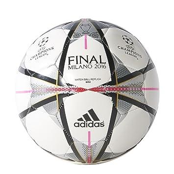 1bd30e99b8ccd adidas Final Milano Mini - Balón para Hombre