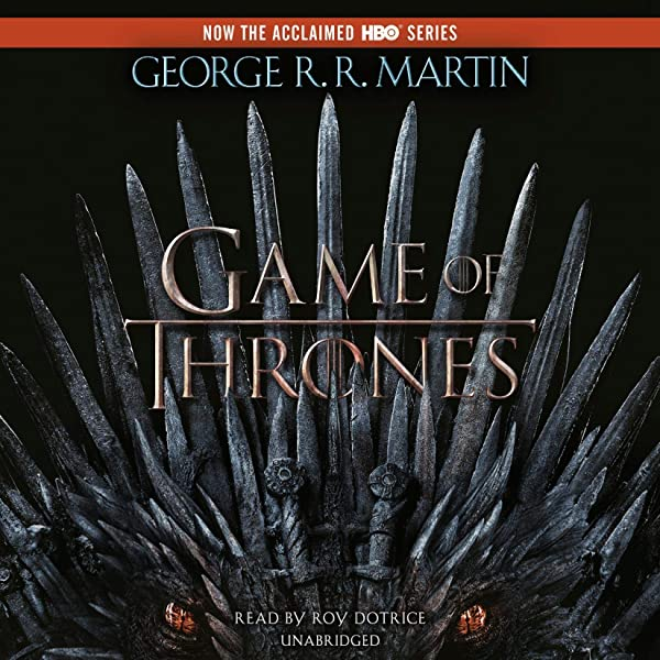 Amazon Com A Game Of Thrones A Song Of Ice And Fire Book 1