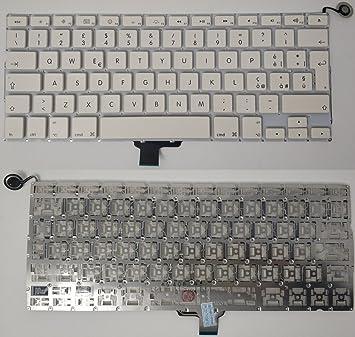 Uni//Late 09 Tastiera Keyboard per Apple MacBook Core 2 Duo 2.26 13