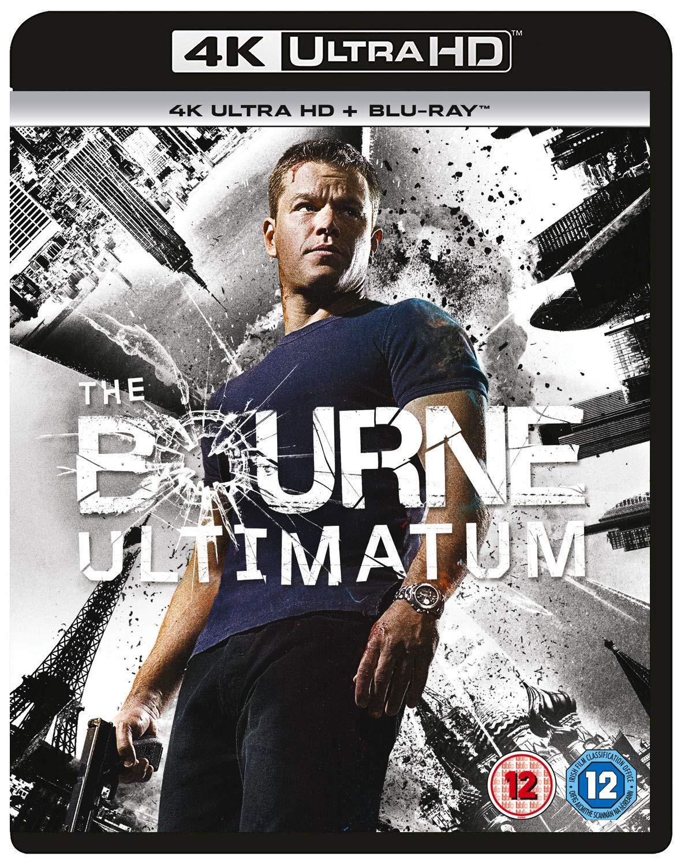 Bourne El Ultimatum Subtitulada