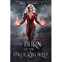 The Burn of the Underworld: a Reverse Harem Fantasy Romance (Of Shadows and Fire Book 1) (English Edition)