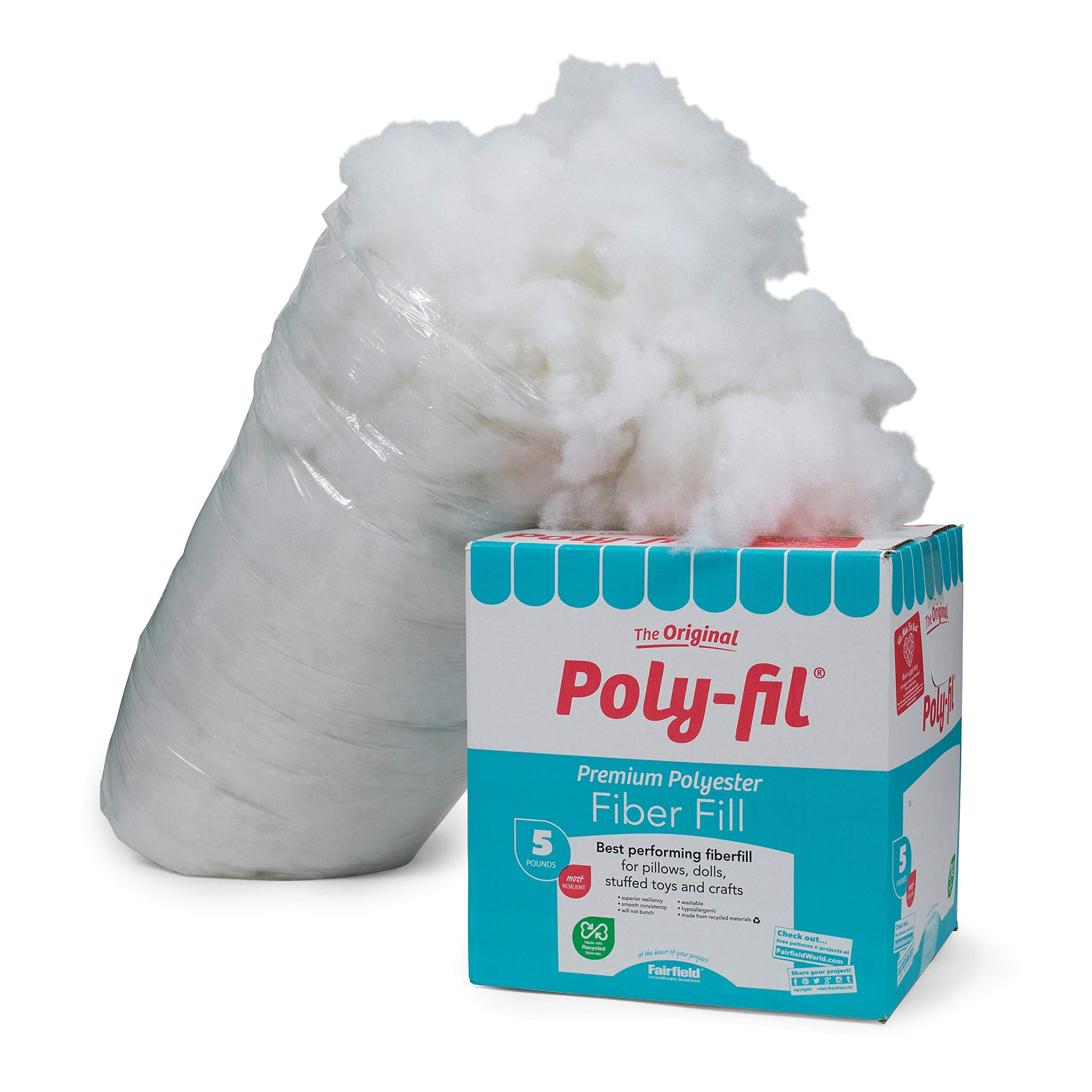 Fairfield PF-5 Poly-Fil Premium Fiber by Fairfield