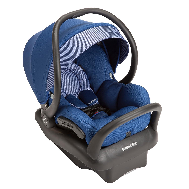 Amazon.com : Maxi-Cosi Mico Max 30 Infant Car Seat, Blue Base : Baby