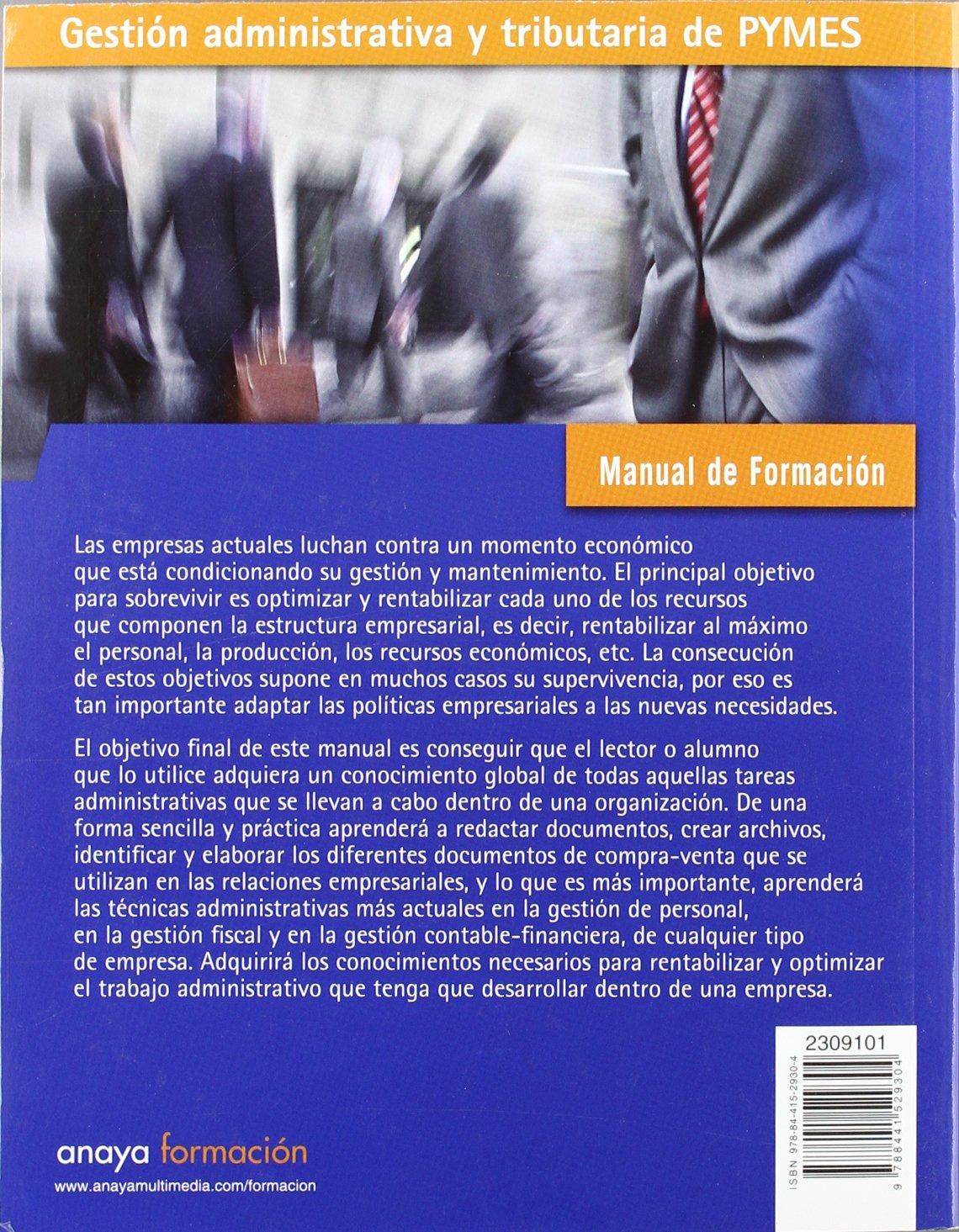 Gestion Administrativa Y Tributaria De Pymes