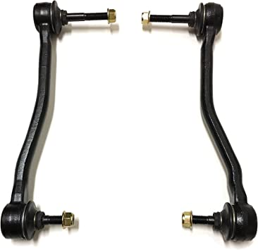 DLZ 2 Pcs Front Suspension Kit-2 Sway Stabilizer Bar Links Compatible with 2000 2001 2002 2003 2004 2005 Ford Excursion 4WD 2000 2001 2002 2003 2004 Ford F250 F350 F350 F450 F550 Super Duty 4WD K80273