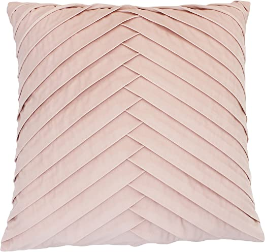 Thro by Marlo Lorenz Throw Pillow Dark Pink
