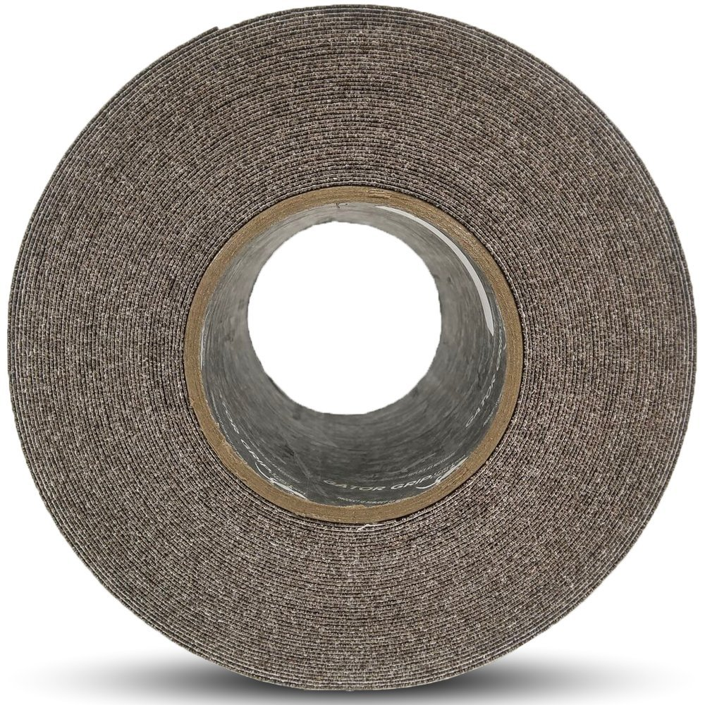 Gator Grip : SG3404GY Premium Grade High Traction Non Slip 60 Grit Indoor Outdoor Colored Anti-Slip Tape, 4 Inch x 60 Foot, Gray by Gator Grip (Image #3)