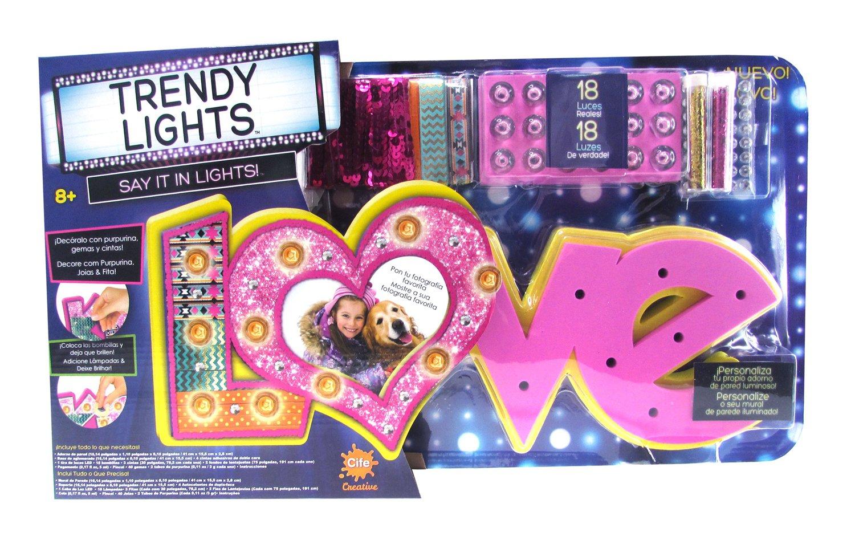 CIFE 40216 - Bilderrahmen Love mit Licht: Amazon.de: Spielzeug