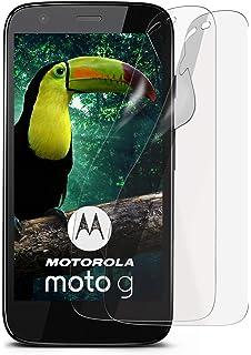ivoler Funda Carcasa Gel Transparente para Motorola Moto G ...