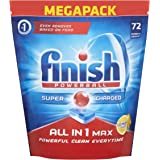 Finish All in One Lemon Sparkle - Pack of 72