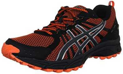 new style a9b7b 79216 Asics Men s Gel Trail Lahar 4 G-tx M Trainer, Real Orange Graphite