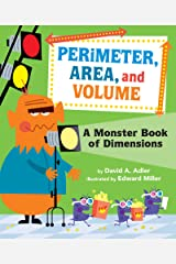 Perimeter, Area, and Volume: A Monster Book of Dimensions Kindle Edition