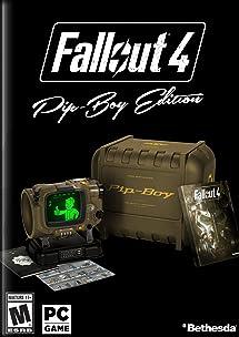Fallout 4 - Pip-Boy Edition - PC: Video Games - Amazon com