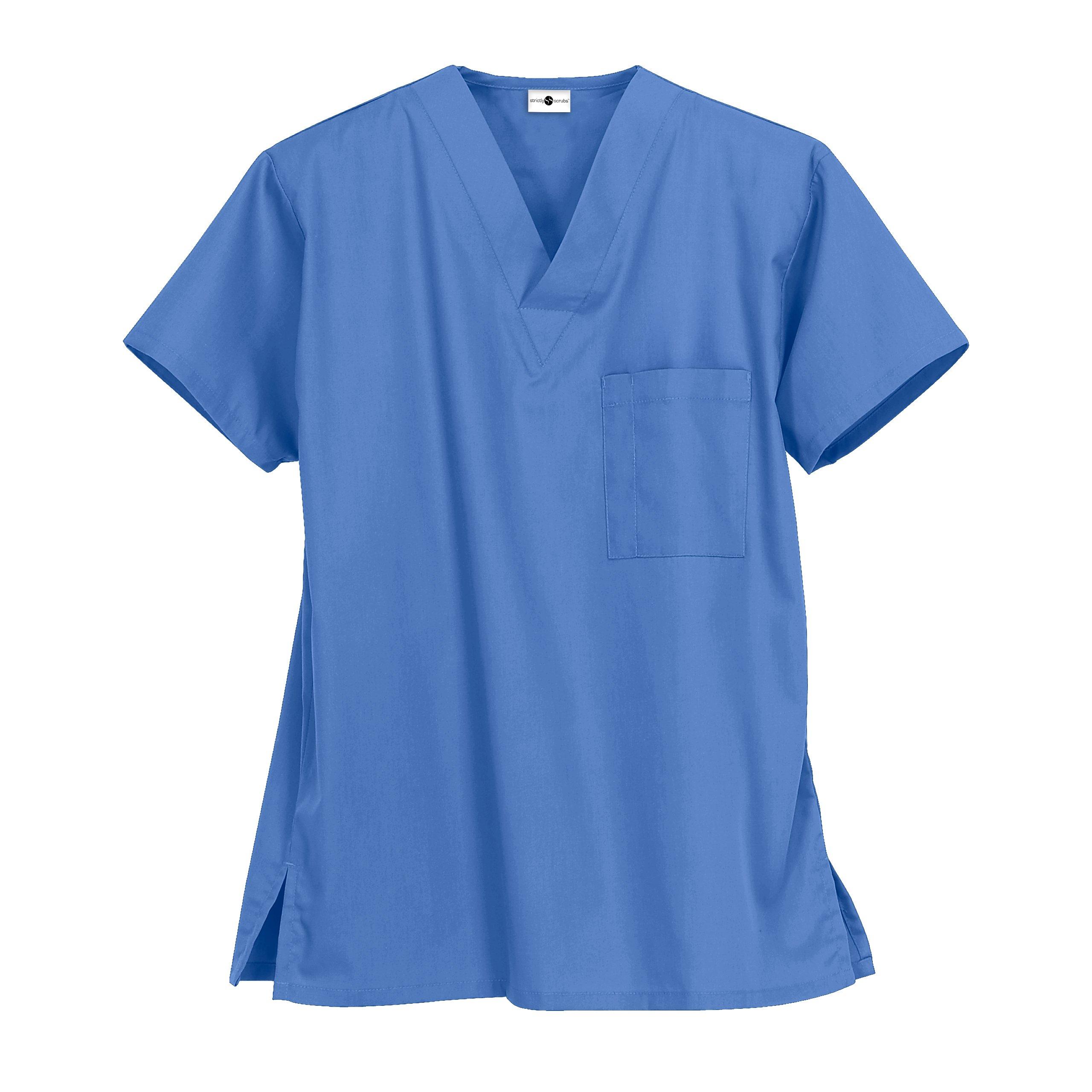 Strictly Scrubs Unisex Medical Uniform Set (Medium, Ceil) by Strictly Scrubs (Image #2)