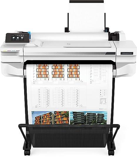 Amazon.com: HP DesignJet T530 Impresora de formato grande de ...