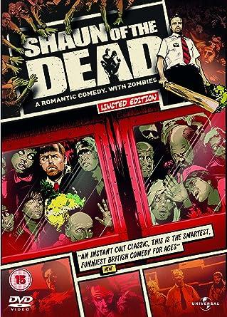 Shaun of the Dead Fantastic New Cast POSTER