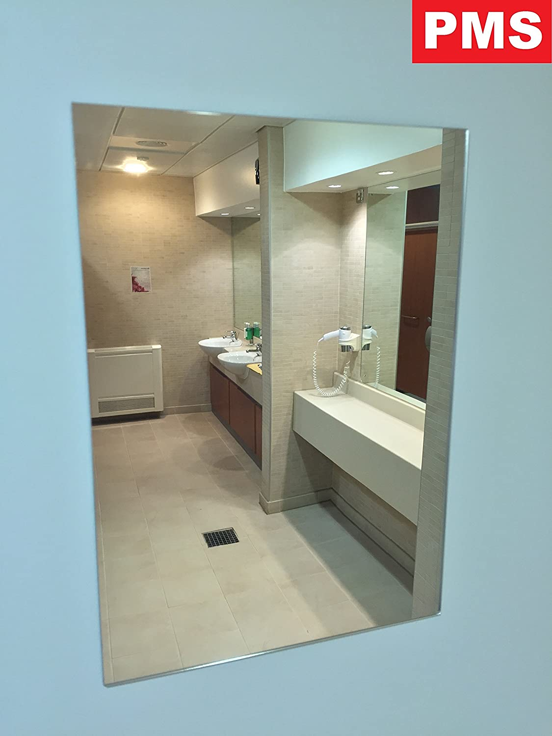 A4 Acrylic Mirror Sheets Anti-Shatter Safety Plastic ...