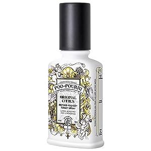 Poo-Pourri Spray WC Antes De Ir - Citrus Original 4oz (118ml)