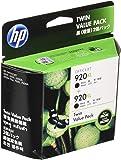 HP 920XL 純正 インク カートリッジ 黒 ( 増量 ) 2個 パック E5Y51AA