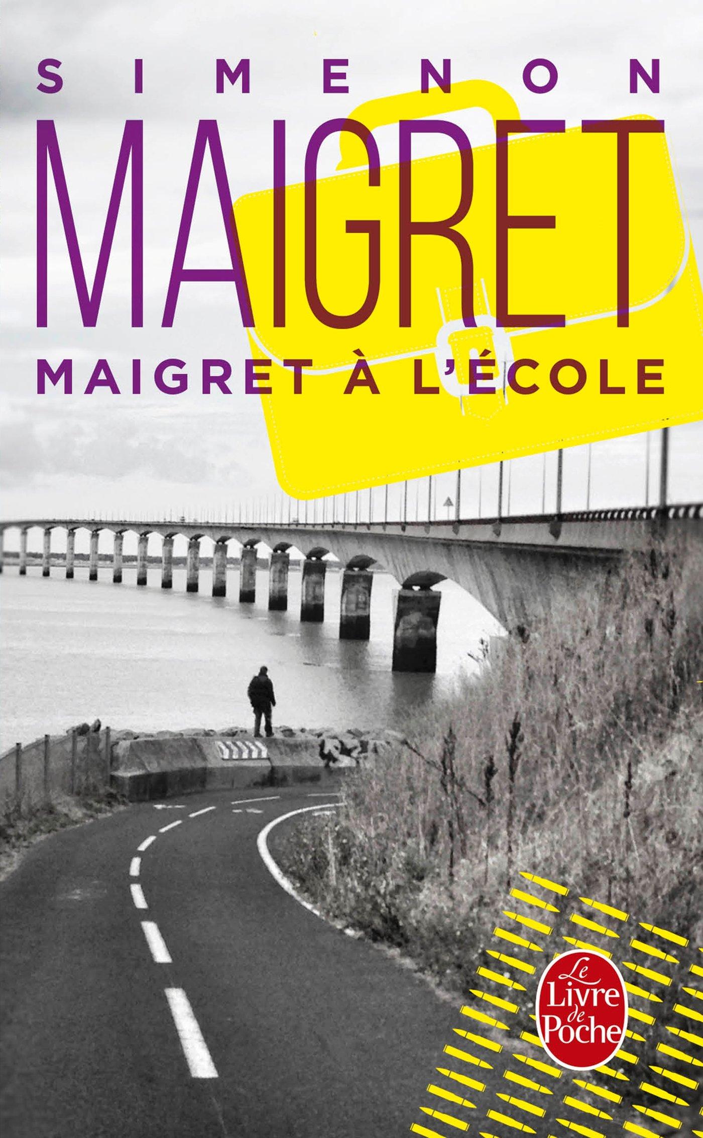 Download Maigret À l'École (Ldp Simenon) (French Edition) PDF