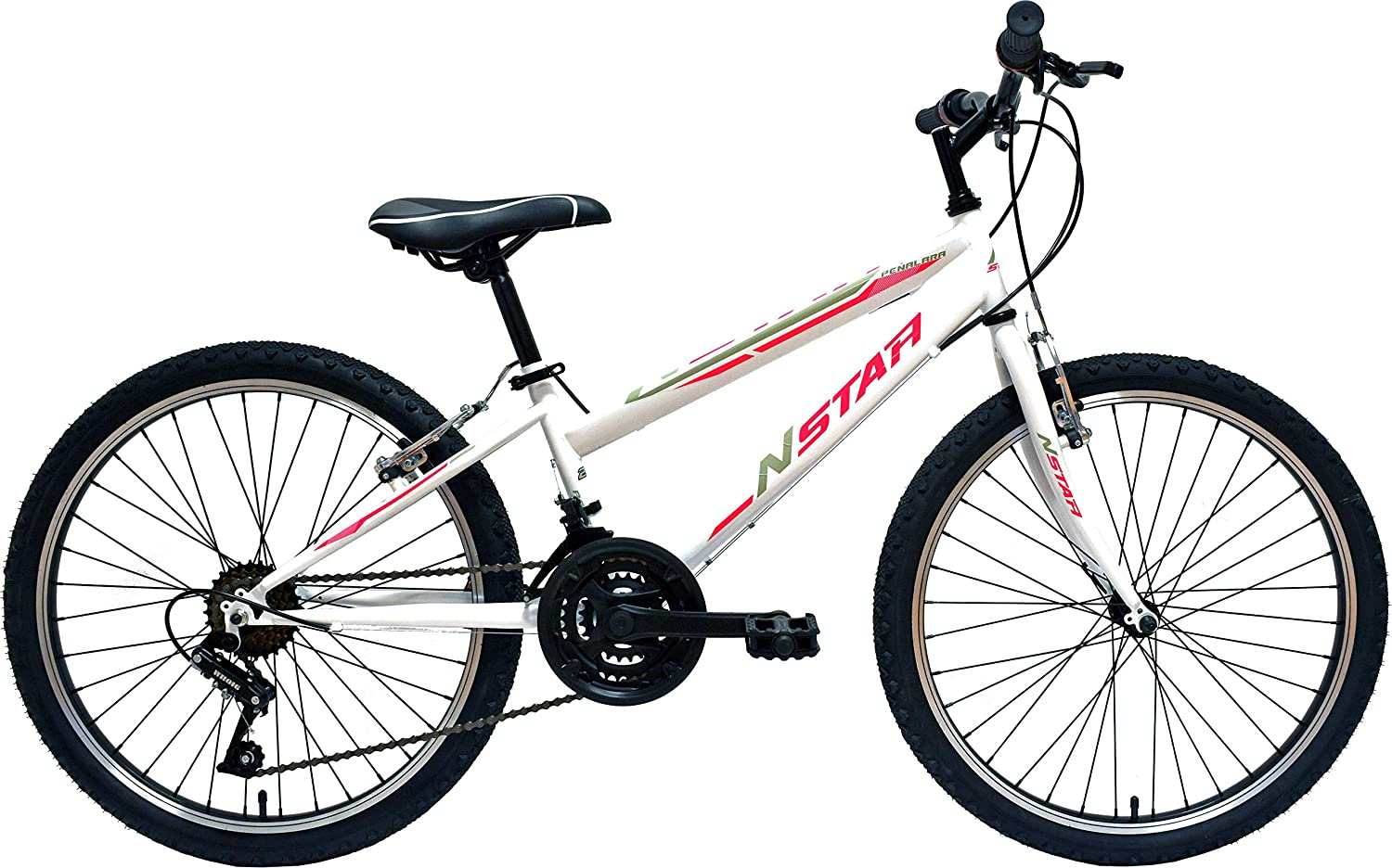 New Star - Bicicleta BTT 24