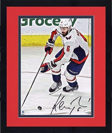 0b322b02 Framed Michal Kempny Washington Capitals Autographed 8