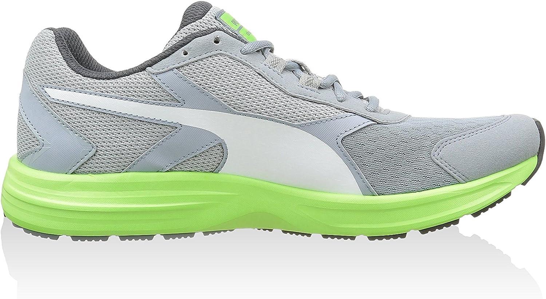 PUMA Sneaker Descendant V3 GrigioLime EU 44.5 (UK 10