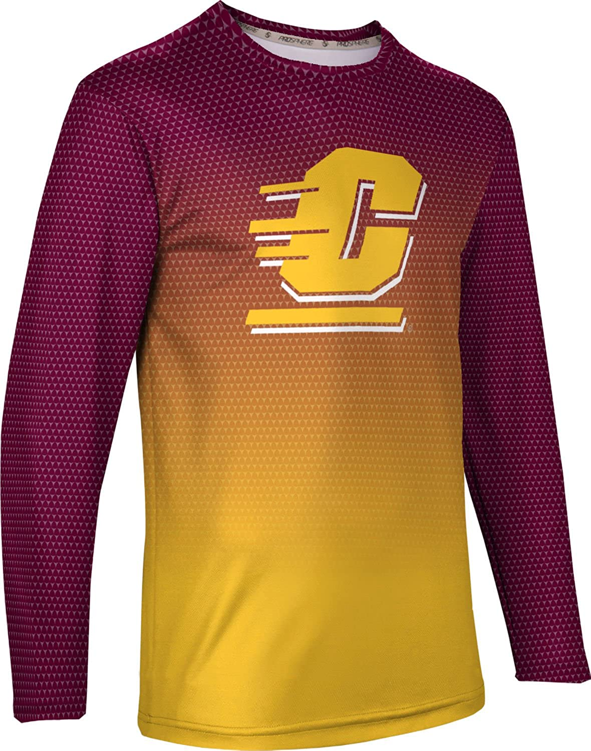 ProSphere Central Michigan University Mens Long Sleeve Tee Zoom