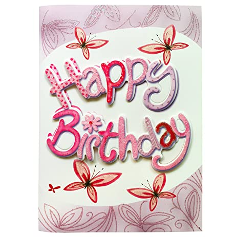Amazon creative music birthday card interactive birthday creative music birthday card interactive birthday greeting cards with happy birthday to you song for bookmarktalkfo Images