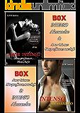 BOX Amor Intenso: Meu professor, meu chefe e INTENSO Alessandro
