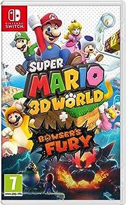 Super Mario 3D World + Bowser's Fury - Nintendo Switch - NL Versie