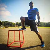 "Titan Fitness 12 - 24"" Plyometric Box Jump Training"