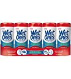 Wet Ones - Fresh Scent - 240 count(Pack of 5)