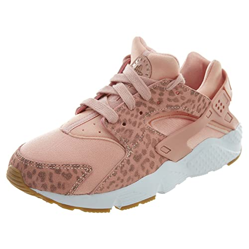 56f474f7e511 Nike Huarache Run Se Little Kids Style   859591 Big Kids 859591-603 Pink  Size