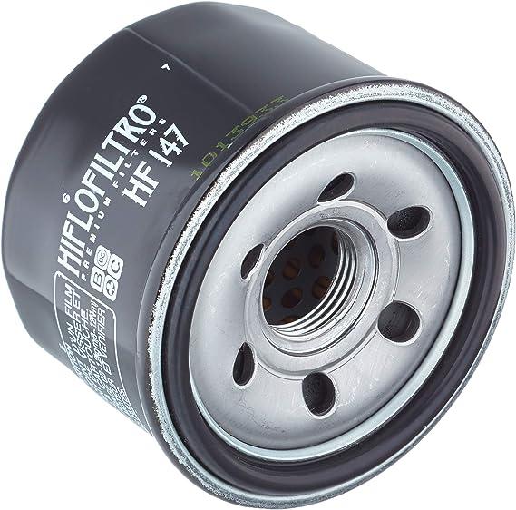 Hiflofiltro Hf147 Ölfilter Anzahl 1 Auto